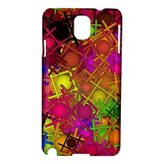 Fun,fantasy And Joy 5 Samsung Galaxy Note 3 N9005 Hardshell Case
