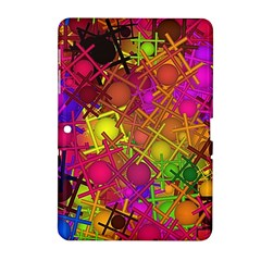 Fun,fantasy And Joy 5 Samsung Galaxy Tab 2 (10 1 ) P5100 Hardshell Case