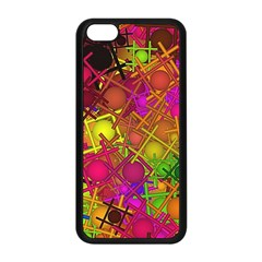 Fun,fantasy And Joy 5 Apple Iphone 5c Seamless Case (black)