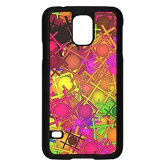 Fun,fantasy And Joy 5 Samsung Galaxy S5 Case (black)