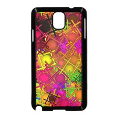 Fun,fantasy And Joy 5 Samsung Galaxy Note 3 Neo Hardshell Case (black)
