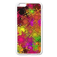 Fun,fantasy And Joy 5 Apple Iphone 6 Plus/6s Plus Enamel White Case
