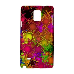 Fun,fantasy And Joy 5 Samsung Galaxy Note 4 Hardshell Case