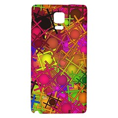 Fun,fantasy And Joy 5 Galaxy Note 4 Back Case