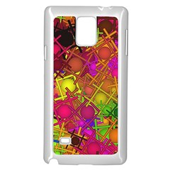 Fun,fantasy And Joy 5 Samsung Galaxy Note 4 Case (white)