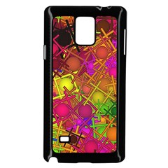 Fun,fantasy And Joy 5 Samsung Galaxy Note 4 Case (black)