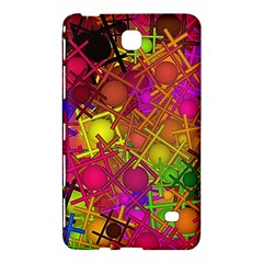 Fun,fantasy And Joy 5 Samsung Galaxy Tab 4 (7 ) Hardshell Case