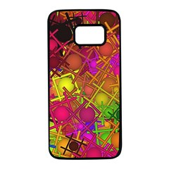 Fun,fantasy And Joy 5 Samsung Galaxy S7 Black Seamless Case