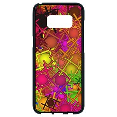 Fun,fantasy And Joy 5 Samsung Galaxy S8 Black Seamless Case