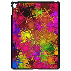 Fun,fantasy And Joy 5 Apple Ipad Pro 9 7   Black Seamless Case