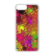 Fun,fantasy And Joy 5 Apple Iphone 8 Plus Seamless Case (white)