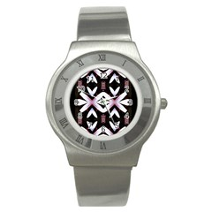 Japan Is A Beautiful Place In Calm Style Stainless Steel Watch