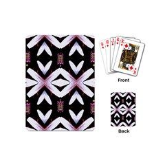 Japan Is A Beautiful Place In Calm Style Playing Cards (mini)