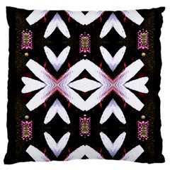 Japan Is A Beautiful Place In Calm Style Large Cushion Case (two Sides)