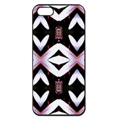 Japan Is A Beautiful Place In Calm Style Apple Iphone 5 Seamless Case (black)