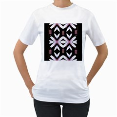 Japan Is A Beautiful Place In Calm Style Women s T Shirt (white)