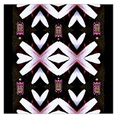 Japan Is A Beautiful Place In Calm Style Large Satin Scarf (square)