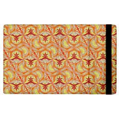 Universe Pattern Apple Ipad 2 Flip Case