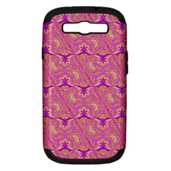 Universe 1 Pattern Samsung Galaxy S Iii Hardshell Case (pc+silicone)