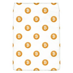 Bitcoin Logo Pattern Flap Covers (l)
