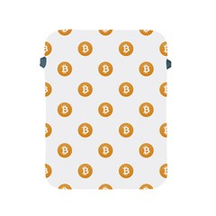 Bitcoin Logo Pattern Apple Ipad 2/3/4 Protective Soft Cases