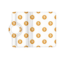 Bitcoin Logo Pattern Kindle Fire Hd (2013) Flip 360 Case