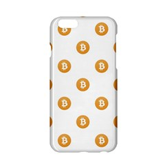 Bitcoin Logo Pattern Apple Iphone 6/6s Hardshell Case