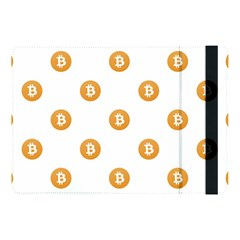 Bitcoin Logo Pattern Apple Ipad Pro 10 5   Flip Case