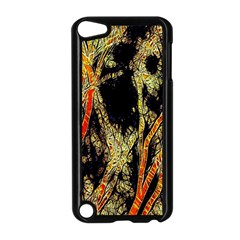 Artistic Effect Fractal Forest Background Apple Ipod Touch 5 Case (black)