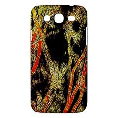Artistic Effect Fractal Forest Background Samsung Galaxy Mega 5 8 I9152 Hardshell Case