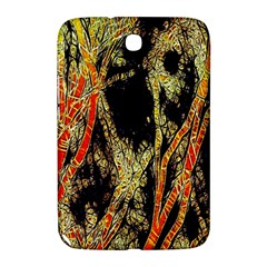 Artistic Effect Fractal Forest Background Samsung Galaxy Note 8 0 N5100 Hardshell Case