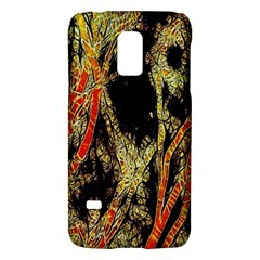 Artistic Effect Fractal Forest Background Galaxy S5 Mini