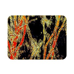 Artistic Effect Fractal Forest Background Double Sided Flano Blanket (mini)