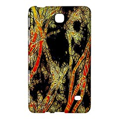 Artistic Effect Fractal Forest Background Samsung Galaxy Tab 4 (7 ) Hardshell Case
