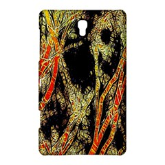 Artistic Effect Fractal Forest Background Samsung Galaxy Tab S (8 4 ) Hardshell Case