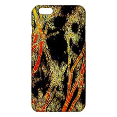 Artistic Effect Fractal Forest Background Iphone 6 Plus/6s Plus Tpu Case
