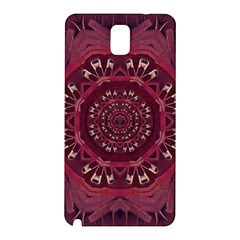 Leather And Love In A Safe Environment Samsung Galaxy Note 3 N9005 Hardshell Back Case