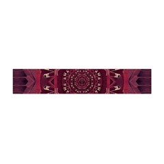 Leather And Love In A Safe Environment Flano Scarf (mini)