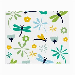 Busy Dragonflies Small Glasses Cloth (2 Side)