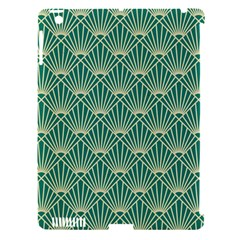 Green Fan  Apple Ipad 3/4 Hardshell Case (compatible With Smart Cover)