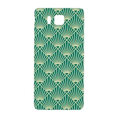Green Fan  Samsung Galaxy Alpha Hardshell Back Case