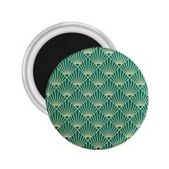 Green Fan  2 25  Magnets