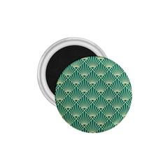 Green Fan  1 75  Magnets