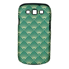 Green Fan  Samsung Galaxy S Iii Classic Hardshell Case (pc+silicone)