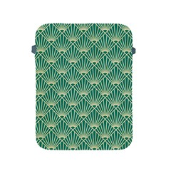 Green Fan  Apple Ipad 2/3/4 Protective Soft Cases