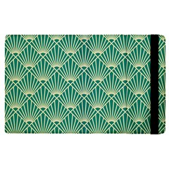 Green Fan  Apple Ipad Pro 9 7   Flip Case