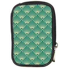Green Fan  Compact Camera Cases
