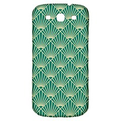 Green Fan  Samsung Galaxy S3 S Iii Classic Hardshell Back Case