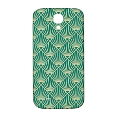 Green Fan  Samsung Galaxy S4 I9500/i9505  Hardshell Back Case