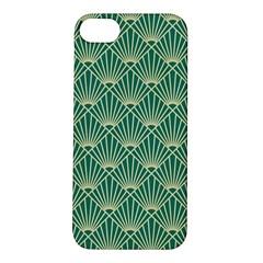 Green Fan  Apple Iphone 5s/ Se Hardshell Case